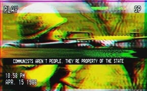 commies not people but state property