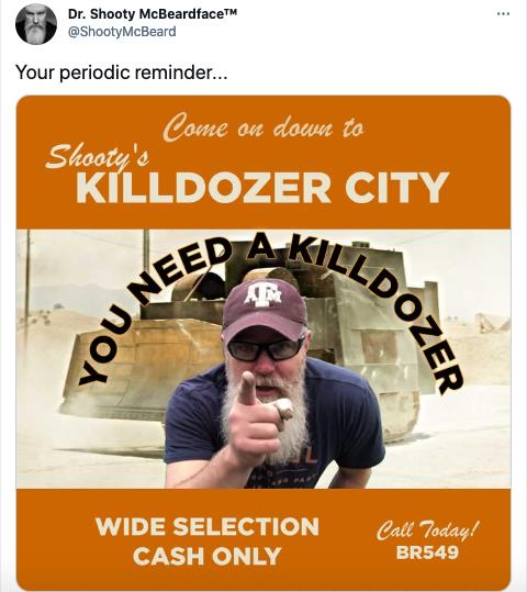 killdozer city