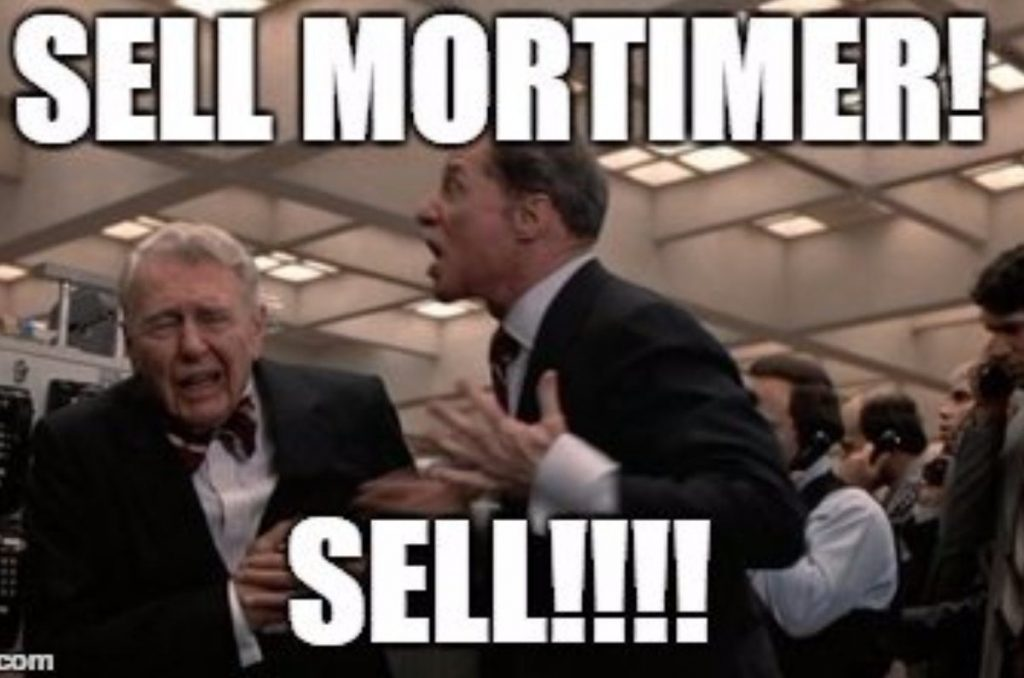 sell mortimer sell