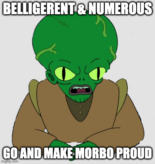 morbo proud