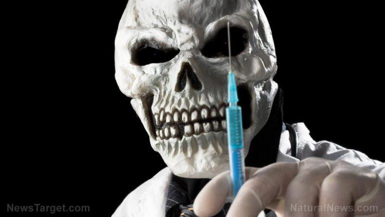 death jab skull