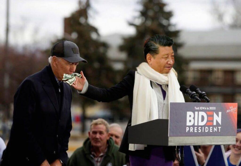 china joe biden