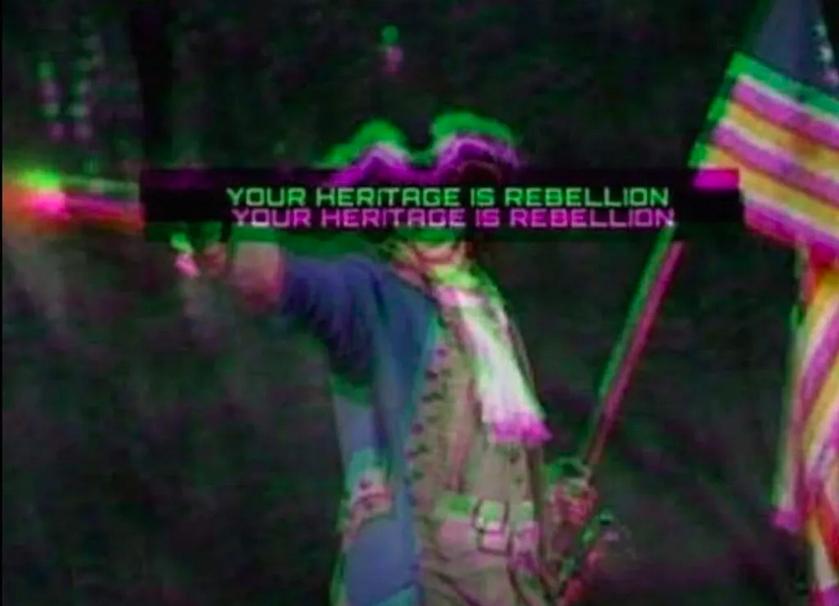 history is rebellion