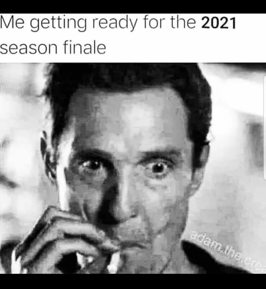 2021 season finale