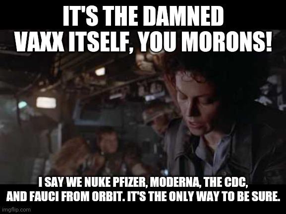 ripley its the vax